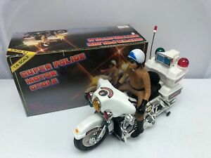 HARLEY-Super-Police-Motorcycle-Battery-Operated-1-6-Scale-Kids-Toy-ST-8700AP
