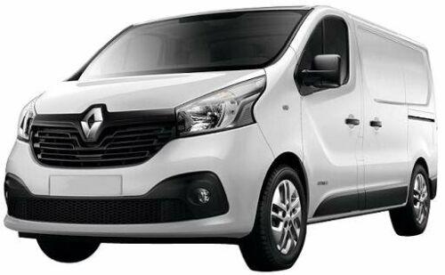 PIASTRA SPECCHIO RETROVISORE Renault TRAFIC 2014 TERMICA SINISTRO