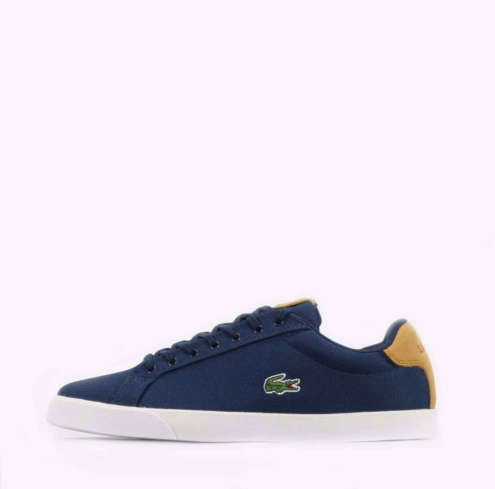 Lacoste Graduate Vulcanized  Mens Schuhes in Navy
