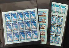 Guinea Ecuatorial 1972 Olympics Ship Sport Kiel Set x 15 MNH(105 Stamps) GU13