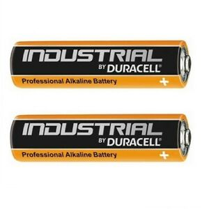 50X-Mignon-AA-MN1500-LR6-Batterie-Industria-Duracell-Procell