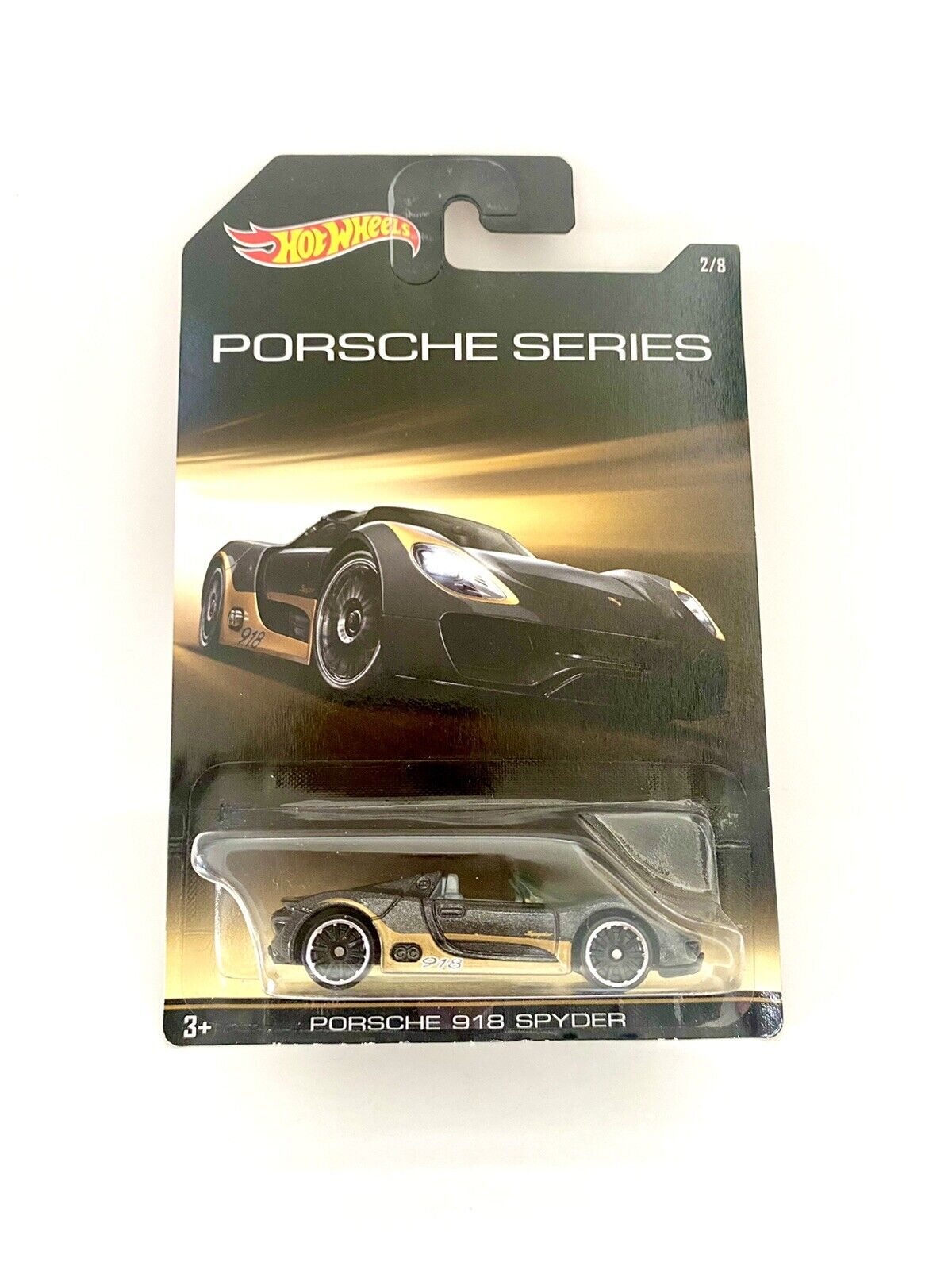2015 Hot Wheels Porsche Series Complete Set of 8 Wal-Mart Exclusive *See Info*