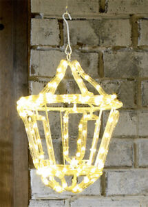 Outdoor warm white led rope light hanging lantern christmas image is loading outdoor warm white led rope light hanging lantern mozeypictures Image collections