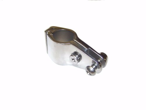 "Stainless Steel 7//8/"" Split Rail Jaw Slide"