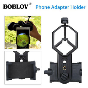 Spotting-Scope-Cell-Phone-Holder-Astronomical-Telescope-Universal-Stand-Mount-G0