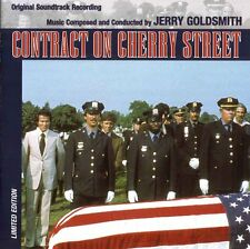 CONTRACT ON CHERRY ST - COMPLETE SCORE - LIMITED 3000 - OOP - JERRY GOLDSMITH