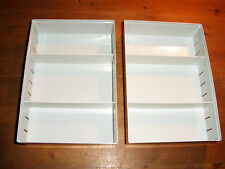 fischertechnik Sortierbox 2 x grau, TOP (2)