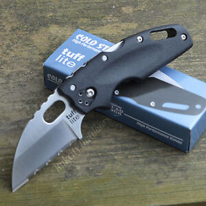 s l300 - Elegant Cold Steel Serrated Knives
