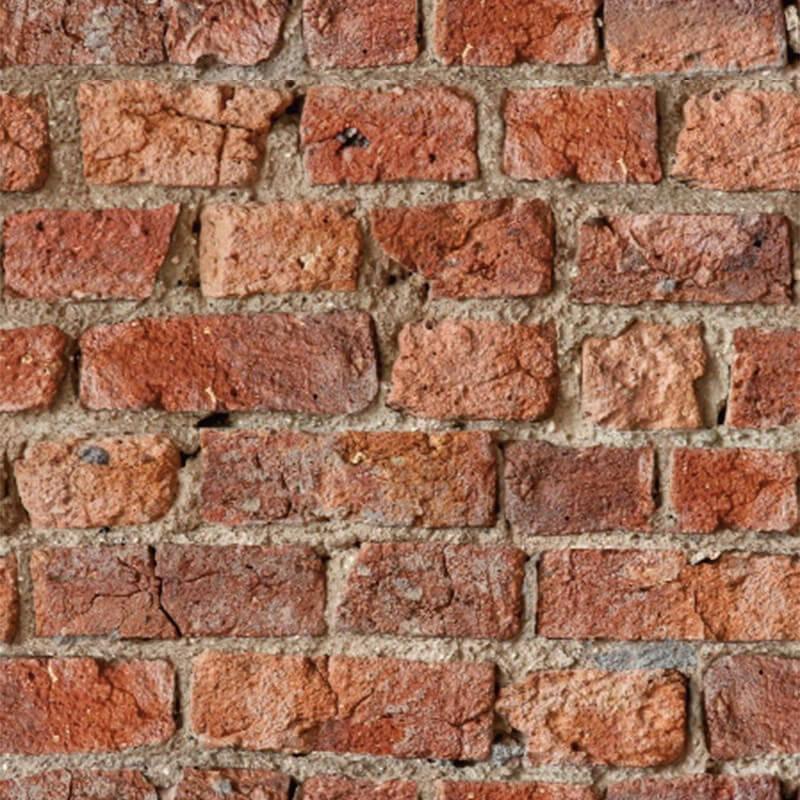 Urban Red Brick Wall Arthouse Feature Wallpaper 696600 | eBay