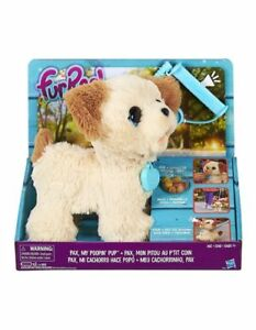 NEW FurReal Pax  My Poopin' Pup