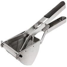 Grunwerg Jumbo Stainless Steel Masher Potato Fruit Vegetable Press Ricer Puree