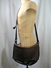 Authentic PRADA Leather Messenger Bag