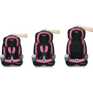 Graco Nautilus 65 3-in-1 Multi-Use Harness Booster Convertible ...