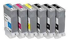 6 x Tinte für Canon ImagePROGRAF iPF680 iPF685 iPF780 iPF785 / PFI-107 Cartridge
