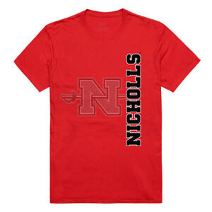 new arrivals fd161 a9251 Details about Nicholls State University Colonels NCAA Ghost Tee T-Shirt