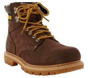 Top Schuhe Neu Chocolate Angebot Cat Stiefel Caterpillar Echtleder Boots nPwO0X8k