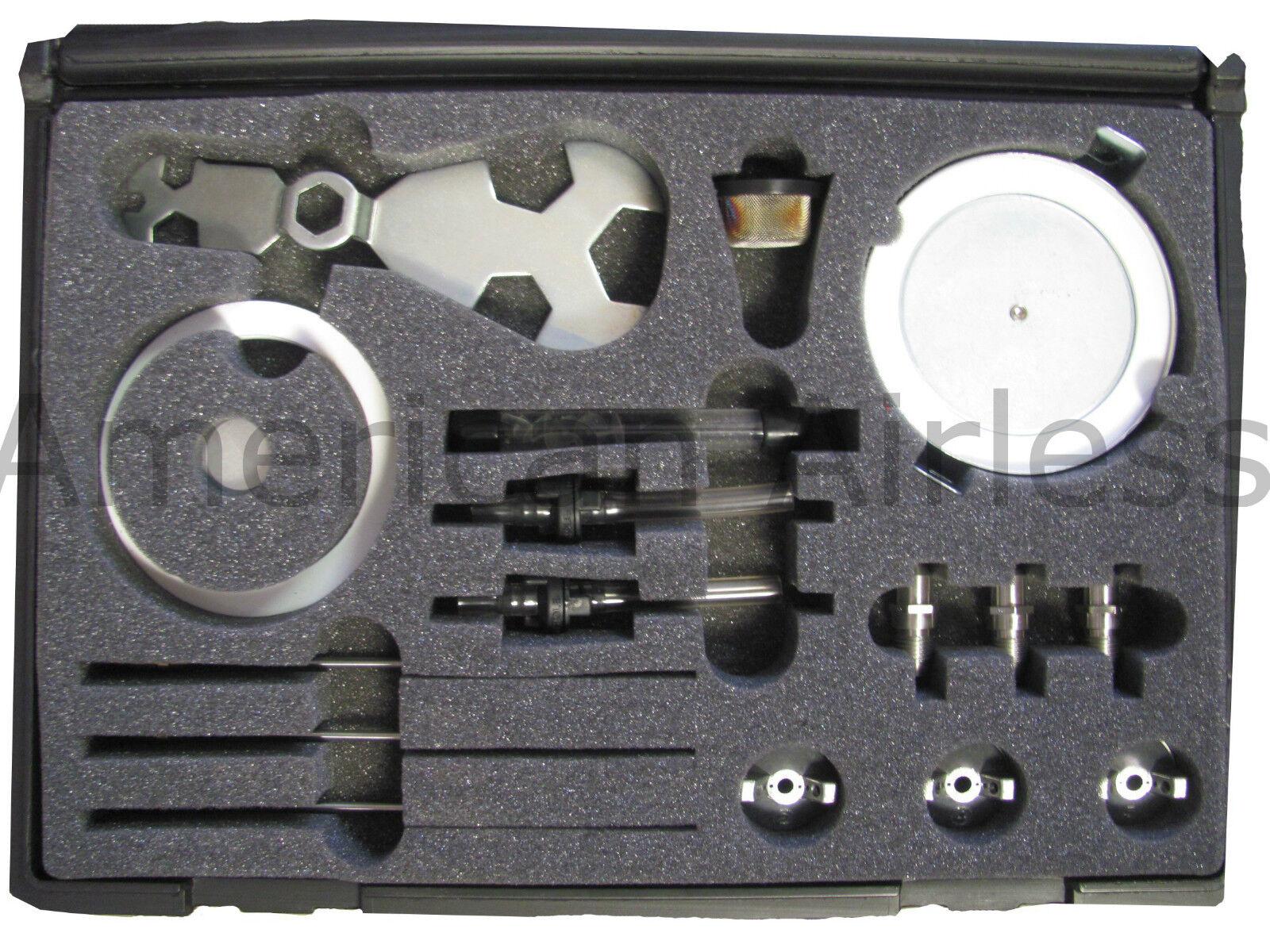 Capspray HVLP Gun Kit 0279941 Maxum II HVLP Gun Kit