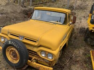 1958 Ford F 100