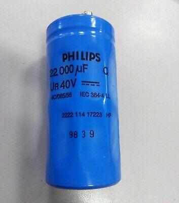 Druckerei & Copyshop Intellektuell Agfa Phoenix Agfaline 20 Kondensator Capacitor