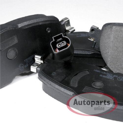 Audi A3 8V Bremsscheiben Bremsbeläge für vorne die Vorderachse