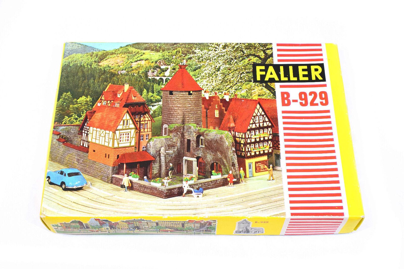 in vendita online Traccia h0 h0 h0 Ftuttier b-929 KIT età torre città  conveniente