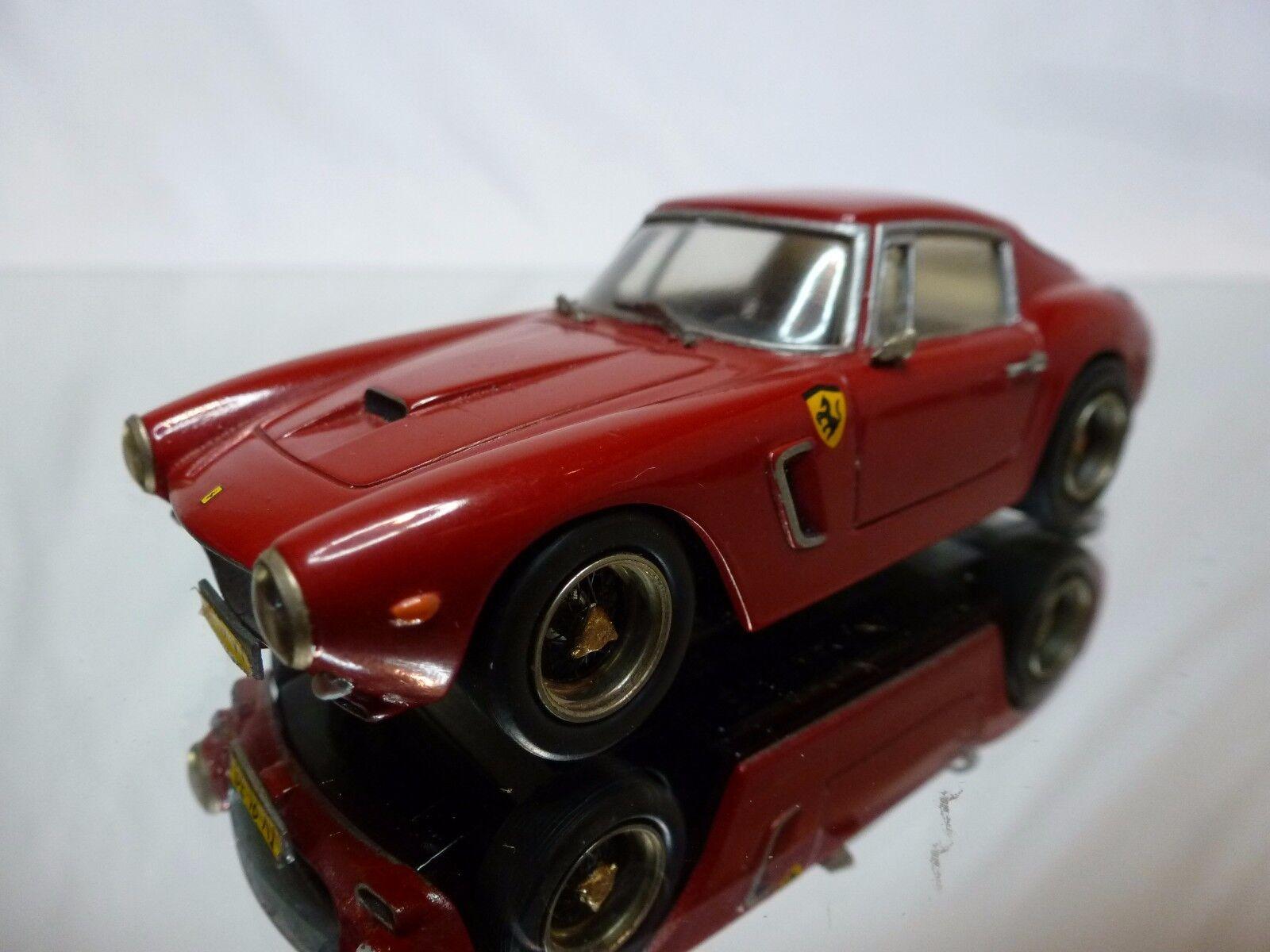 ANDRE MARIE RUF AMR KIT(built) - FERRARI 250 SWB BERLINETTE - rosso 1 43 - GOOD