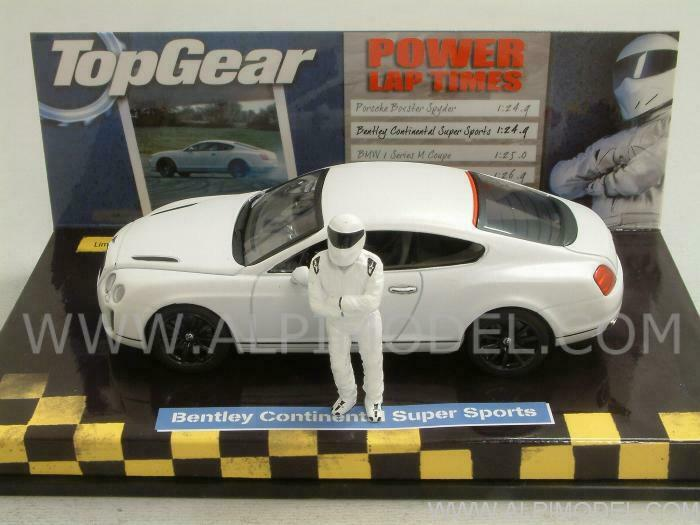 Bentley Continental Supersport 2009 Top Gear with The 1 43 MINICHAMPS 519431390