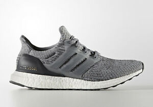 293eefa90 Adidas Ultra Boost 3.0 size 12.5. Heather Grey White. BA8849 ...
