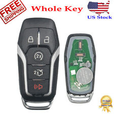 For 2015 2016 2017 Ford Edge Explorer Mustang Smart Car Remote Control Key Fob Fits Ford