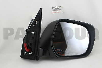 Genuine Toyota 87940-60130-J0 Rear View Mirror Assembly