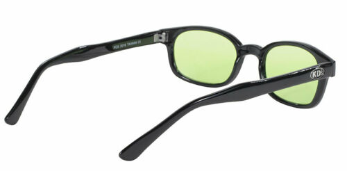 KD/'s Light Green Samcro Sons of Anarchy Sunglasses Motorcycle W//Pouch 2016