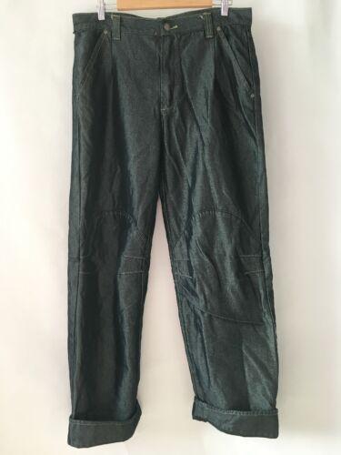 bleu Jeans ample Men's Dark de Size pour coupe Blue coton Unionbay 36 mélange Jeans Vintage Fit foncé 36 hommes vintage Unionbay Loose OIr0qI