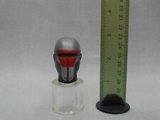 "Custom 1/6 Star Wars Sith Lord Darth Revan Head for 12"" Hot Toys Sideshow figure"