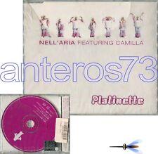 """PLATINETTE feat CAMILLA """"NELL'ARIA"""" RARO CDsingolo MARCELLA - SIGILLATO"""