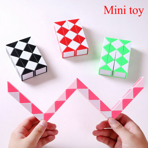 1Pc educational toy hot puzzles 3d cool snake magic ular kids game xf