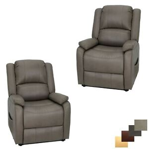 Details About Recpro 30 Rv Reclining Lift Chair Handicap Recliner 2 Chairs Putty