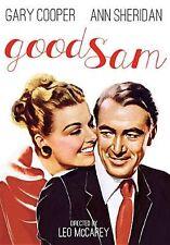 GOOD SAM (Gary Cooper, Ann Sheridan)  - DVD - Region 1
