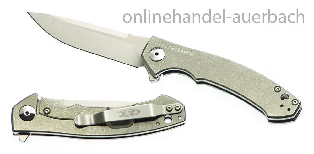ZERO TOLERANCE ZT0450 DMITRY DMITRY DMITRY SINKEVICH  Taschenmesser Einhandmesser Messer 14ee57