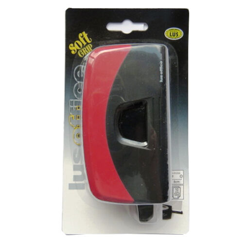 Punches up to 10 sheets Soft Grip 2 Hole Hand Paper Punch