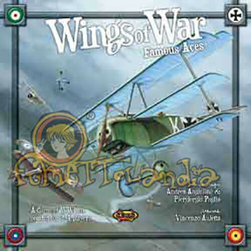 Wings of War  Famous Aces  Nexus 2004  WOW 101  FACTORY SEALED & NEW