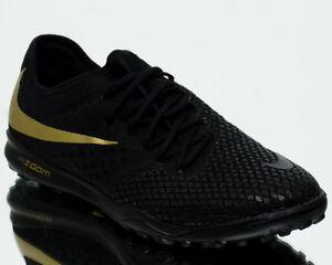 b1e82d9a8e1 Nike Zoom HypervenomX PhantomX III Pro TF Black Metallic Vivid Gold ...