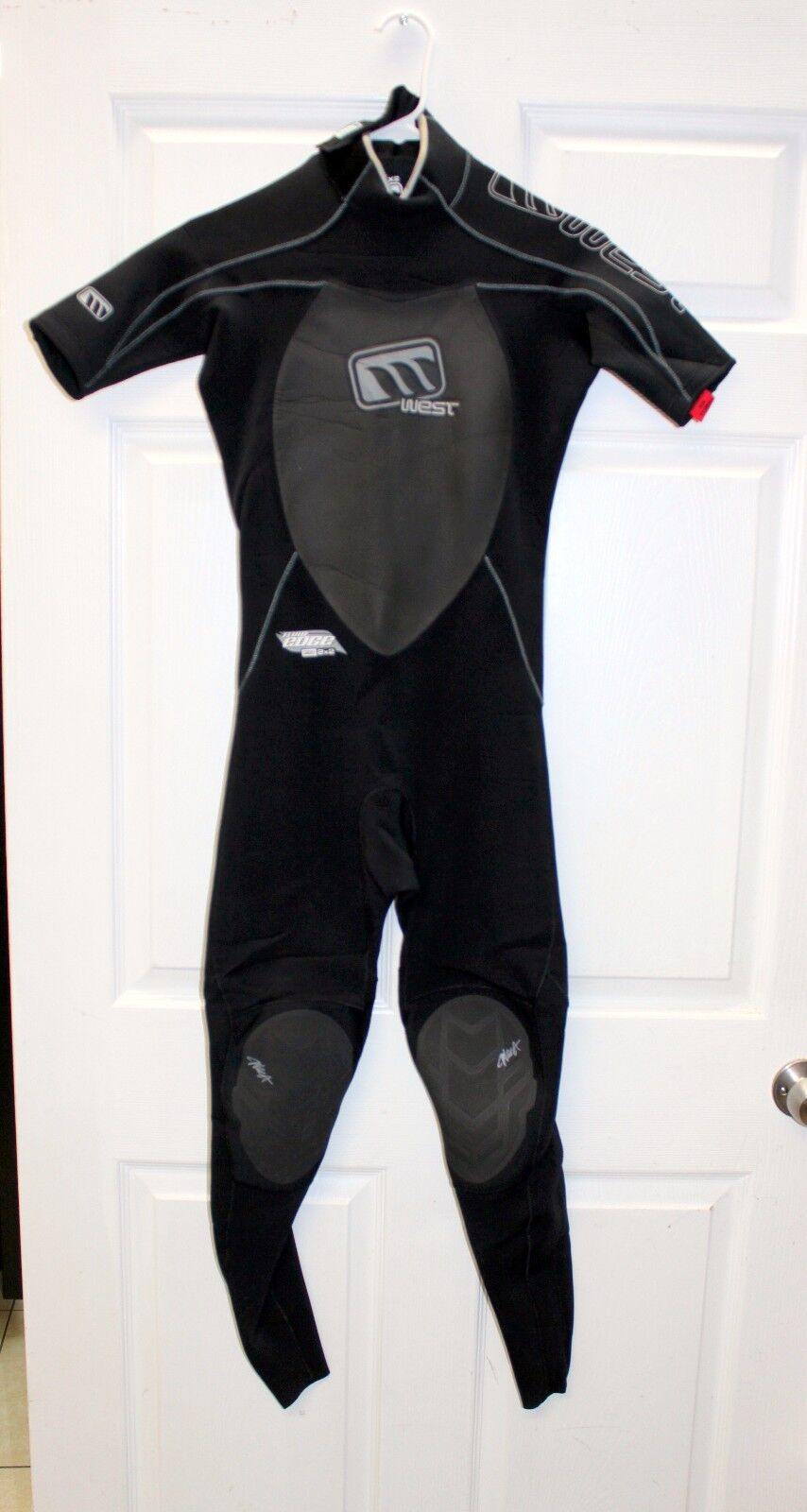 West  Edge 2X2 GBS Short Sleeve Wetsuit Size EX Smal