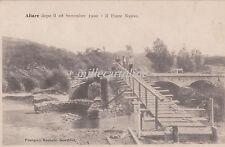 ALTARE dopo il 28 settembre 1900 - Il ponte nuovo