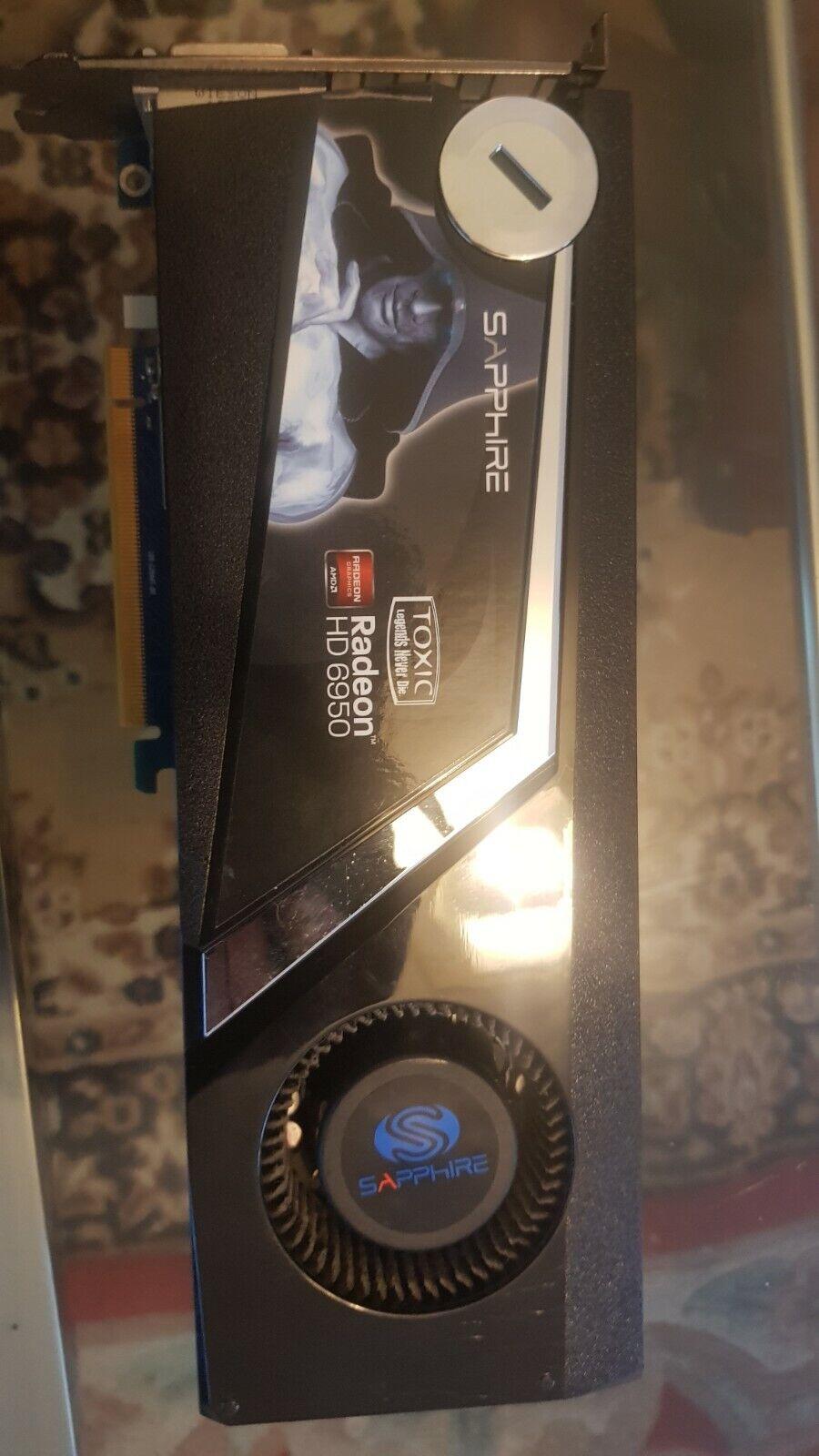 Sapphire Radeon HD 6950 (2048 MB) (100312SR) Graphics Card