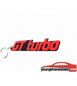 Porte-cle-GT-TURBO