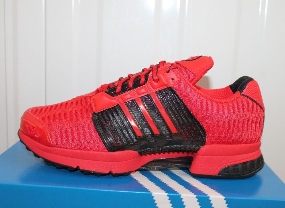 ADIDAS ORIGINALS CLIMCOOL 1 rouge/noir BB0540 sz... 8 jusqu'à 11,5... neuf 55551-