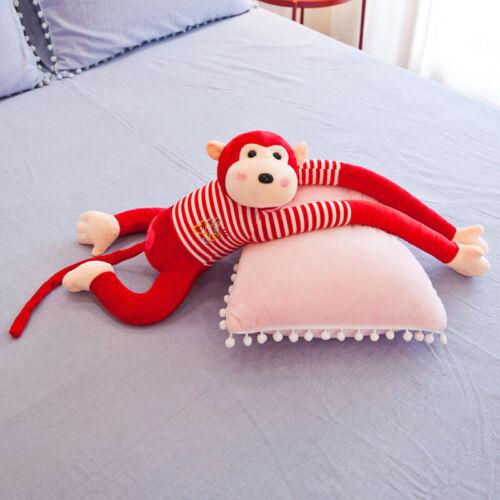 LONG ARM MONKEY PLUSH DOLL KIDS BABY GILR BEAR STUFFED SOFT TOY