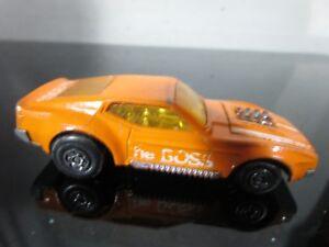 Matchbox Lesney Superfast 11 h Boss Mustang Custom K Style Empty Box