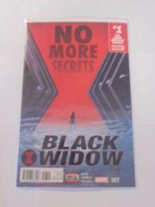 BLACK WIDOW #7 MARVEL COMICS NM