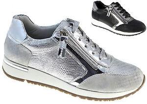 Damen Glitzer Sneakers Freizeitschuhe Sneaker Neu Halbschuhe Runners Turnschuhe THzwqTr